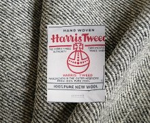 Harris Tweed Stoffe