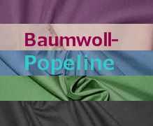 Baumwoll-Popeline