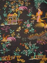 Peony Pavillion, Liberty London Print auf Tana Lawn Batist, Liberty Art Fabric