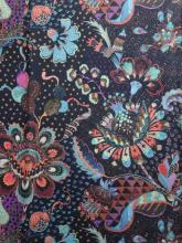 Grand Bazaar, Liberty London Stoff Tana Lawn Batist, Liberty Art Fabric