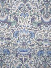 Liberty Fabric Lodden blue, Baumwollbatist Tana Lawn von Liberty London