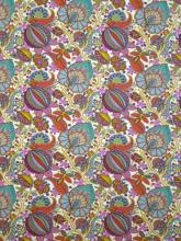 Liberty Viskosejersey Citronella Vine, Mayfair Jersey Liberty London Fabric