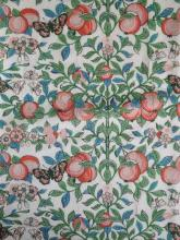 Liberty London Fabric Orchard peach auf Tana Lawn Baumwolle Batist, Liberty Stoff