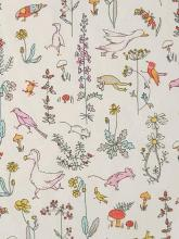 Liberty London Fabric Theo Tana Lawn Baumwollbatist