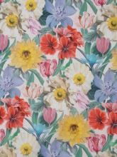 Liberty London Fabric Meadow Melody Small naturweiß Tana Lawn
