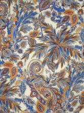 Liberty Fabric - Far Away Paisley - Tana Lawn Baumwoll Batist
